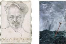 Föreläsning om Strindberg, konsten och konstnärerna