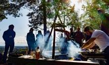 Naturturismarrangörer från nio länder besökte Skövde