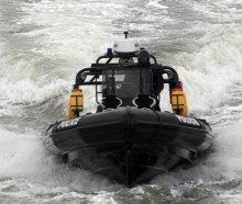 Enhanced marine unit to support policing and partners