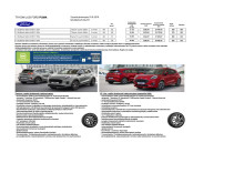 Ford Puma Launch Edition -hinnasto 19.9.2019