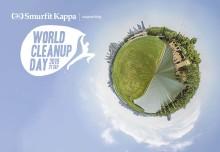 Smurfit Kappa stödjer World Cleanup Day