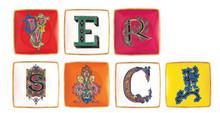 Rosenthal meets Versace - Versace Alphabet
