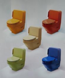 Framtidens toalett fyller fyrtio år
