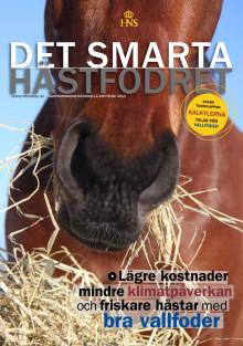 Nytt faktahäfte: Det smarta hästfodret