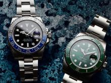 Rolex i topp på Kaplans kvalitetsauktion