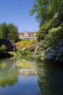 Sofiero bygger kunglig idéträdgård på Solliden