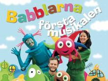 Babblarna  - musikalen för de allra minsta