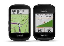 Edge® 530 och Edge 830 – cykeldatorer från Garmin® med GPS, dynamisk prestationsregistrering samt avancerade kart- och säkerhetsfunktioner