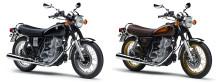 デビュー40周年を迎えたロングセラーモデル「SR400」を発売 排出ガス規制に適合、従来の乗り味とスタイリングを継承し復活 40th Anniversary Editionを数量限定で同日発売