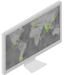 Digitale geografiske trender i 2017