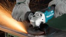 Makita lanserar ny 18V sladdlös kolborstfri vinkelslip