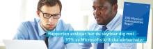 Skydda dig mot 97 % av de kritiska sårbarheterna i Microsoft med en enkel åtgärd
