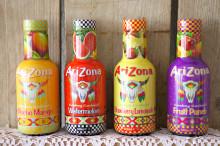 Gray's American Stores lanserar nya fruktlemonaden från Arizona Beverages