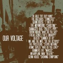 Chicago DIY label Girlsville set to release V/A benefit compilation featuring Damaged Bug, UK Gold, and Mr. Airplane Man