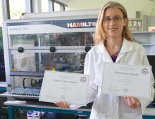 GATC Biotech's Sanger Sequenzierungen mit Platin-Qualitätssiegel von SelectScience wegen höchster Bewertungen ausgezeichnet