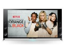 En Suisse, les produits Sony sont parfaitement équipés pour prendre en charge Netflix
