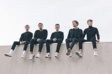 Regnvær slipper ny single og annonserer EP-slipp