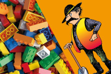 Lego, loppis och fake news - Järnvägens Museum är redo för höstlovet