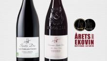Sveriges bästa ekologiska vin – för andra året i rad!