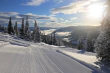 Gott om snö och julstämning i Hafjell och Kvitfjell