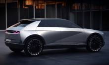 Hyundai avduker elbilkonsept