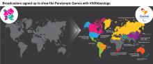 TV-rekord väntas med 500 dagar kvar till invigningen av Paralympics i Rio 2016