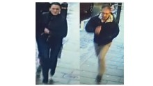 CCTV images issued after jewellery theft in Lyndhurst