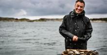 Stjärnkock gästar ostronskola i Grebbestad