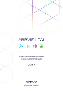 AbbVie i tal - 2017