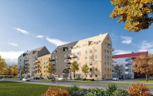 Uppsala får sina första toppsmarta bostäder