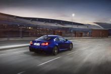 Lexus RC F – kompromisslös prestandabil och väl fungerande vardagsbil