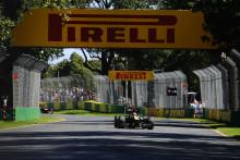 Premiär för Pirellis nya F1-däck i Australien
