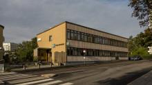 Företagshus för hållbara tjänster i Högdalen Centrum