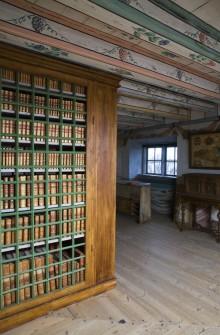 Skoklosters slotts boksamling nu i Libris!