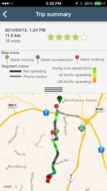 New driving app set to rev up driving standards in South Africa