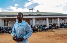 Unikt samarbejde bygger sundhedscentre i Malawi