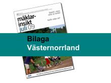 Västernorrlands län: Stabil bostadsmarknad i Västernorrlands län