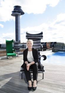 Pernilla Johansson landar på Clarion Hotel Arlanda Airport som ny hotelldirektör