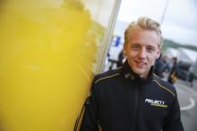 Ola Nilsson kör Swedish GT 2015