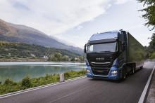 Nya Stralis NP 460: ett komplett utbud av naturgaslastbilar för alla uppdrag som med 460 hk ren kraft perfekt matchar marknadens behov