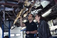 Bilprovningen avslöjar sämst och bäst 2012