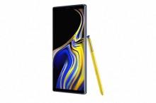 Nå finnes nye Samsung Galaxy Note9 i butikk