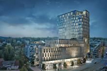 Skanska bygger Orklas nya huvudkontor i Oslo, Norge, för cirka 520 miljoner kronor