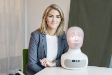 Världens första sociala intervjurobot lanseras i Malmö den 15 maj