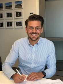 SLP rekryterar Filip Persson som Förvaltare
