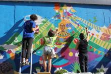 AkzoNobel och Artscape sätter färg på Värmland