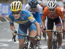 Emma Johansson tog silver på VM i Florens