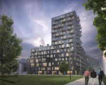 Arkitema Architects skapar 180 kulturnära bostäder vid Telefonplan
