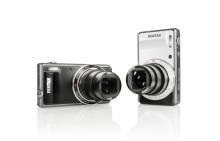 Nyt innovativt kompaktkamera fra Pentax