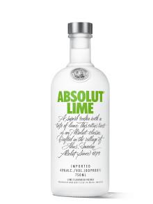 Favoriten Absolut Lime – nu i alla Systembolagets butiker